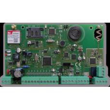 Tủ trung tâm điều khiển - quản lý bằng điện thoại ios , android model AMC-X64GPRS Hỗ trợ SIM 3G