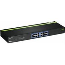 Unmanaged Gigabit Switch Trendnet TEG-S16G