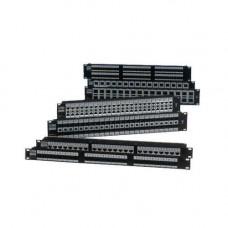 760237040 : Thanh đấu nối, UTP, SL, DDM, 24 cổng, 1U, rỗng, thẳng