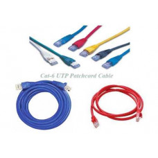 CO5E-U-CM-RD CommScope® Patch cord Cat.5e , 4pair , Stranded U/UTP , CM , Red , 10 ft