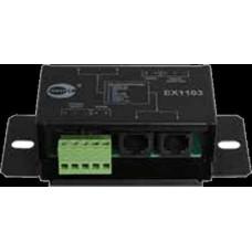 Bộ chia tín hiệu âm thanh micro thông báo Amperes MS1103