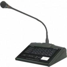 Micro thông báo cổ ngỗng để bàn , phím cảm ứng Amperes PD1240 NEW