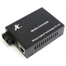 Bộ chuyển đổi quang Aptek , 100Mbps , Tx/Rx 1550/1310 , SM , 1 sợi , 20km AP100-20B