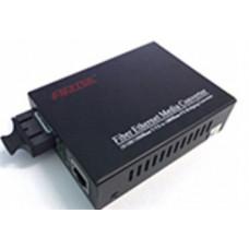 Bộ chuyển đổi quang Aptek Gigabit (B) , Tx1550/Rx1310 , SM , 1 sợi , 20km AP1115-20B