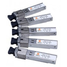 Bộ chuyển đổi quang Aptek SFP 1.25Gbps , DDM , SM , 1 sợi , 20km , Tx/Rx 1550/1310 , đầu LC APS1115-20