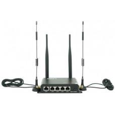 Bộ Wifi Router 3G/4G-LTE 1 SIM slot - WiFi chuẩn N 300Mbps - chuyên dụng cho xe khách, hệ thống camera