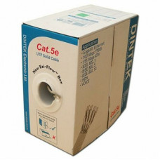 Cáp mạng Dintek CAT.5E UTP , 4 pair , 24AWG , 305m/box , 1101-03003