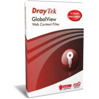 Bản quyền phần mềm Draytek A card-CommTouch Web Content Filter License key