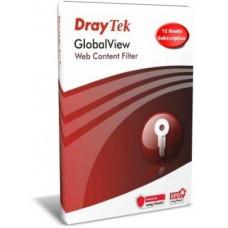 Bản quyền phần mềm Draytek B card-CommTouch Web Content Filter License key
