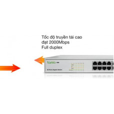 Bộ chia mạng TAMIO Tamio S16 - 16 port Gigabit Switch
