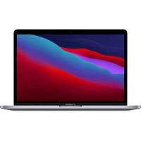 """Máy tính xách tay 13"""" MacBook Pro M1 8core GPU, 256GB SSD Silver Model MYDA2SA/A ( tặng kèm túi macbook cao cấp ) - Chính hãng Apple VN"""