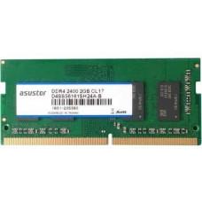 Bộ nhớ Ram cho Ổ cứng mạng NAS Asustor AS-2GD4