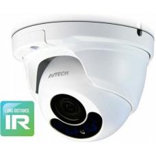 Camera 2 megapixel chống ngược sáng - push video - phát hiện chuyển động h.264 IP hiệu Avtech model DGM2405P/F28