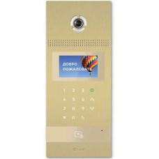 Bản gọi cửa kích thước màn hình 4.3&quot TFT, nút nhấn cảm biến điện dung Bas-IP AA-12FB GOLD