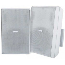 "Cabinet speaker 8"" 70/100V white pair Bosch LB20-PC60-8L"