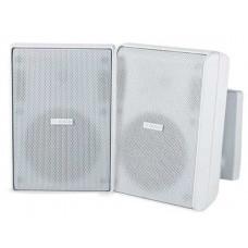 Cabinet speaker 5&quot 70/100V IP65 bk pair Bosch LB20-PC60EW-5D