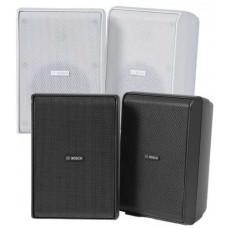 Cabinet speaker 5&quot 8 Ohm white pair Bosch LB20-PC75-5L