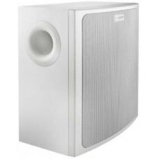 Loa siêu trầm treo tường nhỏ gọn, công suất 200W, màu trắng Bosch LB6-SW100-L