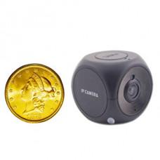 Camera không dây quay lén IP 2Megapixel CamRom Mini Cube Wireless có pin bên trong