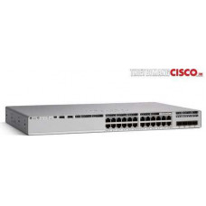 Bộ chia mạng Catalyst 9200 48-port PoE+, Network Advantage Cisco C9200L-24T-4G-E