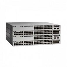 Bộ chia mạng Catalyst 9300 24 GE SFP Ports, modular upl Switch Cisco C9300-48S-E