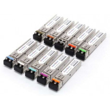 Module chuyển đổi quang Cisco 1000BASE-EX 1310-nm, extended temperature, DOM, Single Mode 40 KM GLC-EX-SMD