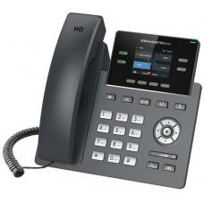 Máy điện thoại IP wifi để bàn, Grandstream GRP2612W