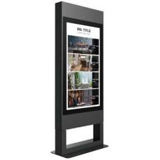 Màn hình quảng cáo chân đứng 43'' Floor-standing Full Outdoor Digital Signage  Dahua DH-LDH55-HAO200