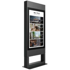 Màn hình quảng cáo chân đứng 49'' Floor Standing Digital Signage  Dahua DH-LDV49-SAI200