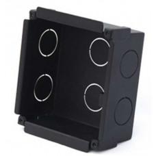 Đế âm dùng cho hệ thống chuông hình mã VTO2000A , chất liệu kim loại sơn tĩnh điện Dahua VTOB107