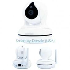 Camera IP Xoay Wifi hiệu DANALE HD6300B ( Wifi 2MP )