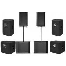 Loa Electro-Voice EKX-15S-CVR
