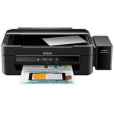 Máy in phun Epson L360 Có gắn sẵn bộ tiếp mực - in scan copy