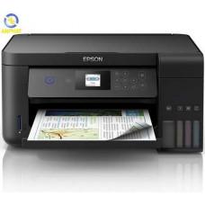 Máy in phun Epson L4160 ( wireless , in qua thẻ nhớ, Duplex ) Có gắn sẵn bộ tiếp mực - in scan copy