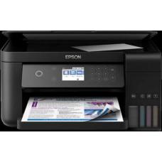 Máy in phun Epson L6160 ( wireless, Network, duplex) Có gắn sẵn bộ tiếp mực - in scan copy