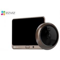 Chuông cửa màn hình Wifi không dây sử dụng pin CS-DP1-A0-4A1WPFBSR