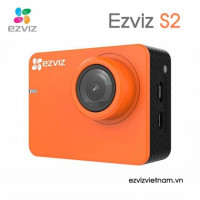Camera hành trình Full HD 1080P/60fps S2 Starter Kit (Orange)CS-SP206-B0-68WFBS(Orange)
