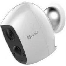 Camera wifi Ezviz không dây sử dụng pin sạc CS-C3A-A0-1C2WPMFBR