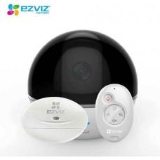 Camera C6T RF (Có sẵn 1 cảm biến cửa + 1 remote) CS-CV248 (C6T with RF)