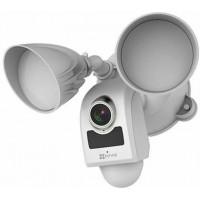Camera ngoài trời tích hợp đèn pha và còi báo động LC1 EZVIZ CS-LC1-A0-1B2WPFRL
