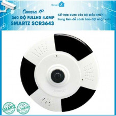 Camera IP hiệu SmartZ model SCR3643 hiệu Smartz