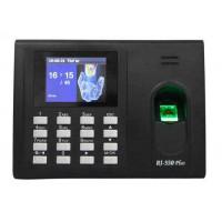 Máy chấm công vân tay + thẻ cảm ứng + pin lưu điện Ronald Jack RJ550PLUS