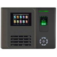 Máy chấm công vân tay + thẻ cảm ứng + pin lưu điện Ronald Jack 879C