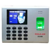 Máy chấm công vân tay + thẻ cảm ứng Ronald Jack DG600BID