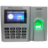 Máy chấm công vân tay + thẻ cảm ứng Ronald Jack RJ919
