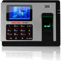 Máy chấm công vân tay + thẻ cảm ứng Ronald Jack SF400