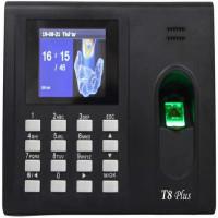 Máy chấm công vân tay + thẻ cảm ứng + pin lưu điện Ronald Jack T8PLUS
