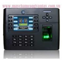 Máy chấm công vân tay + thẻ cảm ứng Ronald Jack TFT 500