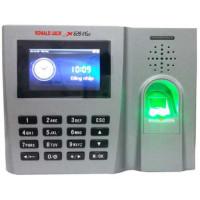 Máy chấm công vân tay + thẻ cảm ứng Ronald Jack RJX628 Plus