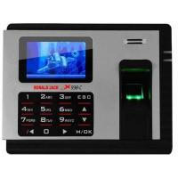 Máy chấm công vân tay + thẻ cảm ứng + pin lưu điện Ronald Jack X938-C